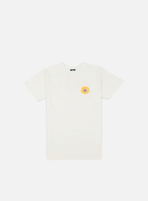 Sale Outlet Short Sleeve T-shirts Stussy Acid Drop Pigment Dyed T-shirt