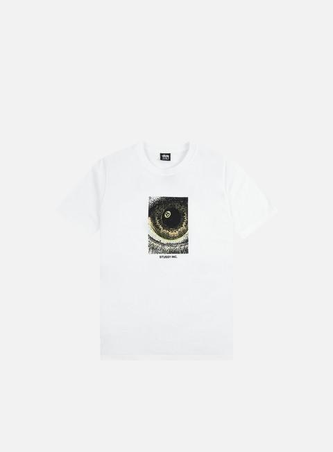 Short Sleeve T-shirts Stussy Acid Eye T-shirt
