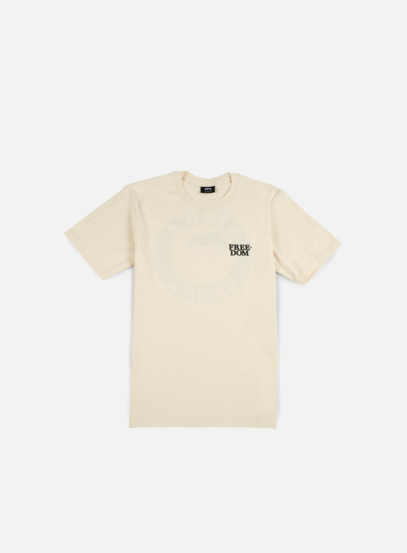 Stussy - Africa Bronx T-shirt, Natural