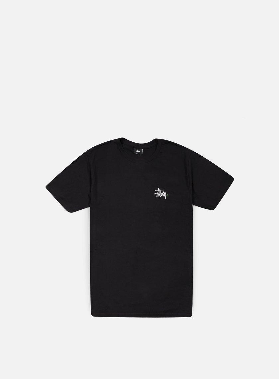 Stussy - Basic Logo T-shirt, Black