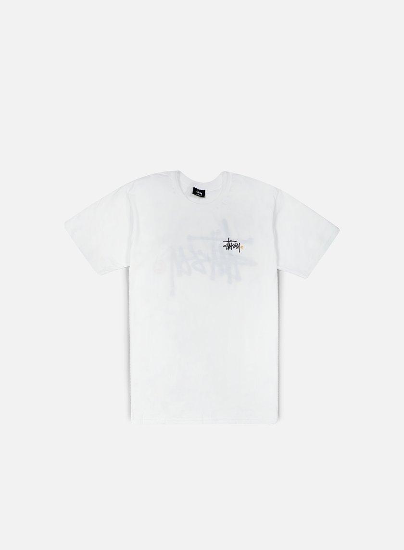 Stussy - Basic Logo T-shirt, White