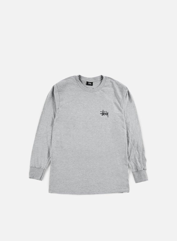 Stussy Basic Stussy LS T-shirt