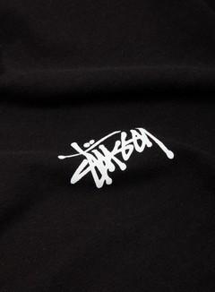 Stussy - Basic Stussy T-shirt,Black/White 3