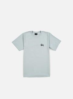 Stussy - Basic Stussy T-shirt, Ice Blue 1