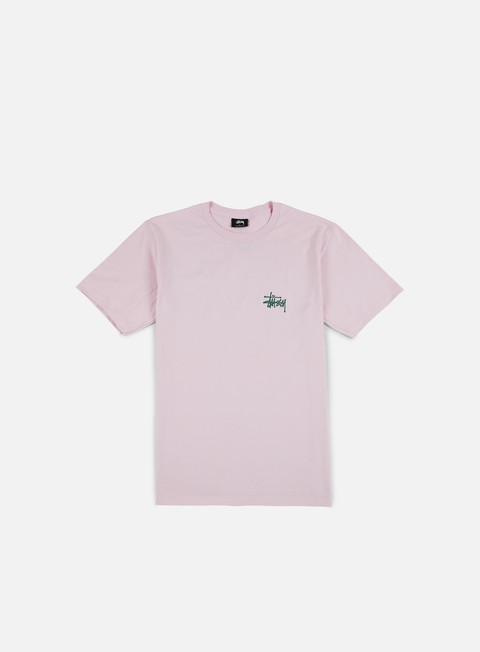 t shirt stussy basic stussy t shirt light lavender