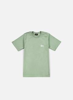 Stussy - Basic Stussy T-shirt, Moss