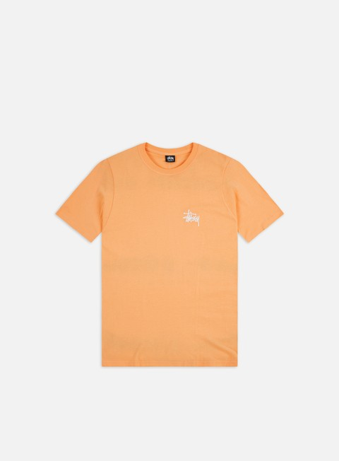 Short Sleeve T-shirts Stussy Basic Stussy T-shirt