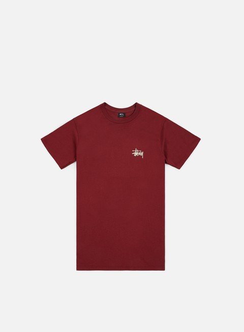T-shirt basic Stussy Basic Stussy T-shirt