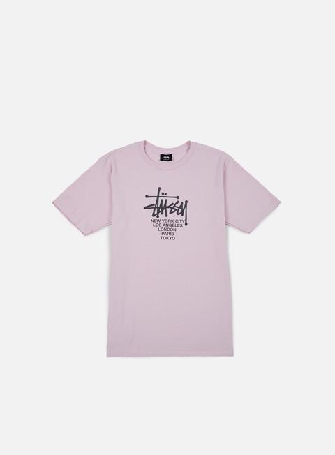 T-shirt Logo Stussy Big Cities T-shirt