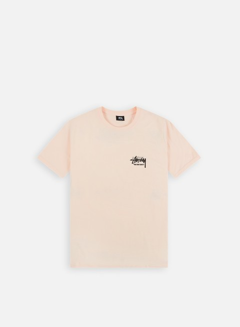 T-shirt a Manica Corta Stussy Carnation T-shirt