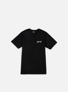 Stussy - Champion T-shirt, Black 1