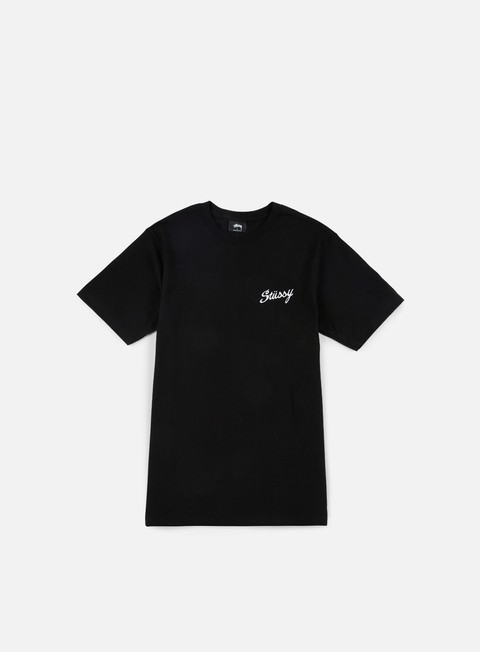 T-shirt Basic Stussy Champion T-shirt