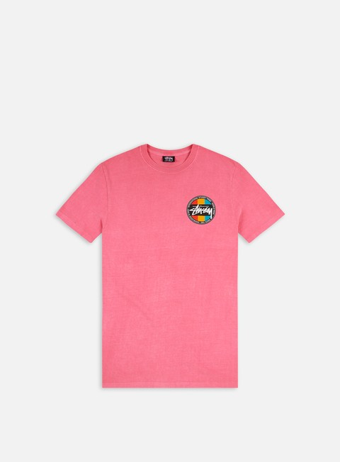 T-shirt a Manica Corta Stussy Classic Dot Pigment Dyed T-shirt