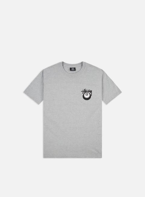 T-shirt a Manica Corta Stussy Cobra 8 T-shirt