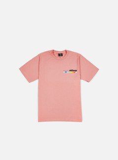 Stussy - Color Bar T-shirt, Rose