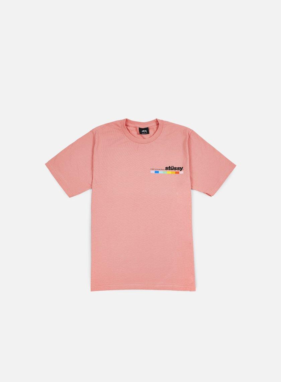 Stussy Color Bar T-shirt