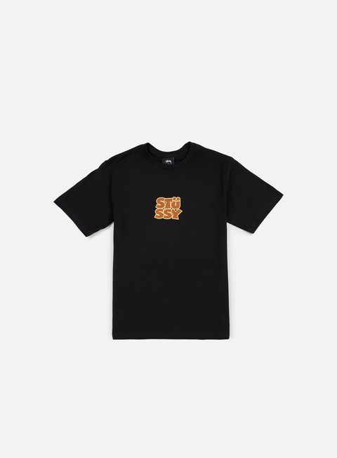 Sale Outlet Short sleeve T-shirts Stussy Compact T-shirt