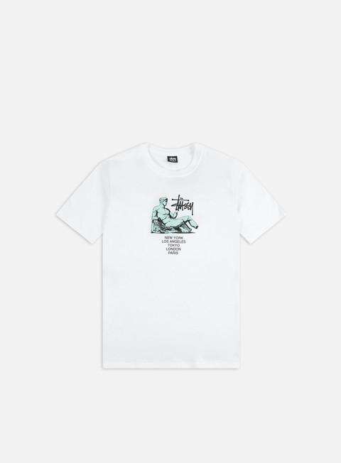 T-shirt a Manica Corta Stussy Dionysos T-shirt