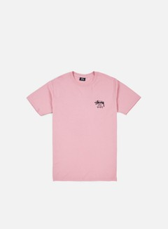 Stussy - Don't Scratch T-shirt, Dusty Rose 1
