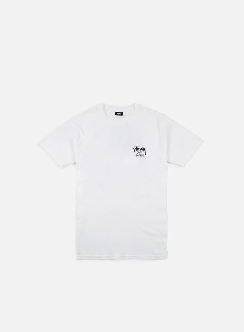 t shirt stussy don t scratch t shirt white