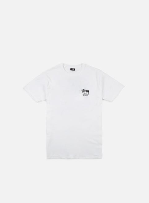 Short Sleeve T-shirts Stussy Don't Scratch T-shirt