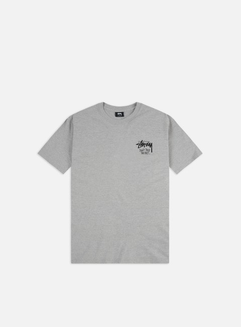T-shirt a Manica Corta Stussy Don't Take The Bait T-shirt