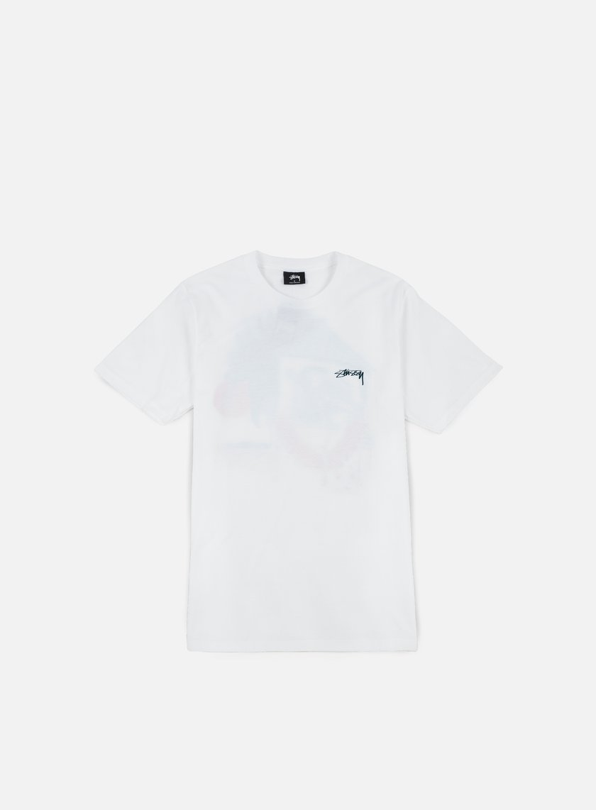 Stussy - Downtown T-shirt, White