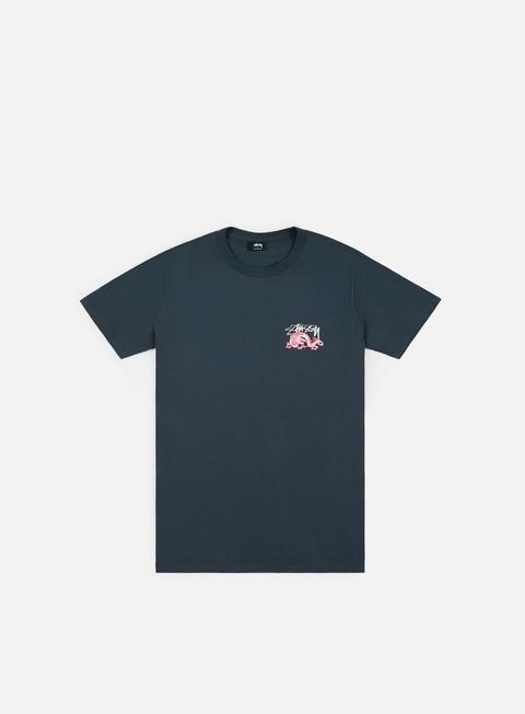 T-shirt a Manica Corta Stussy Dynasty T-shirt