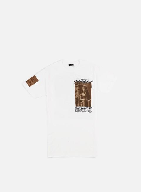 t shirt stussy emperor t shirt white