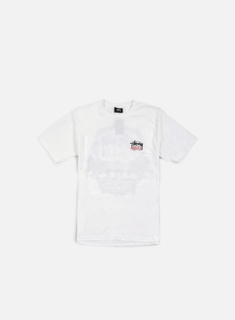 t shirt stussy feelin irie t shirt white