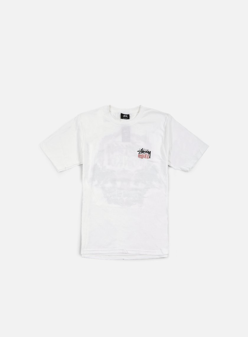Stussy - Feelin Irie T-shirt, White