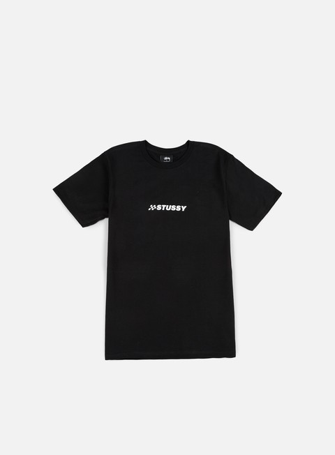 t shirt stussy finish t shirt black