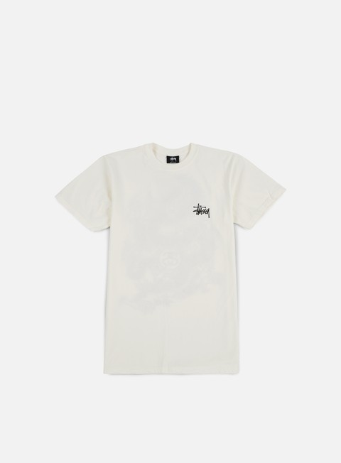 t shirt stussy fire dragon pigment dyed t shirt natural