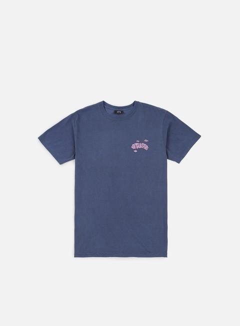 Short Sleeve T-shirts Stussy Float Pigment Dyed T-shirt