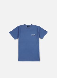 Stussy - Global Pigment Dyed T-shirt, Indigo 1