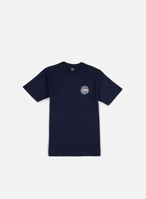 Stussy - Halftone Dot T-shirt, Navy