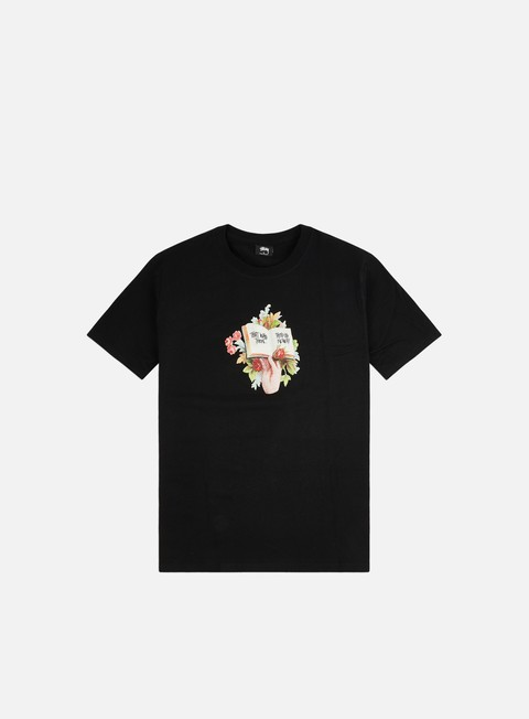 Short Sleeve T-shirts Stussy Handbook T-shirt
