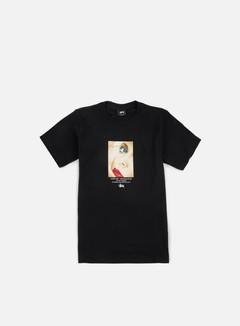 Stussy - Harumi Yamaguchi Girl T-shirt, Black 1