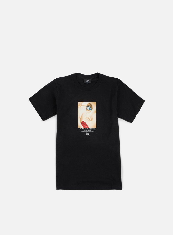 Stussy - Harumi Yamaguchi Girl T-shirt, Black
