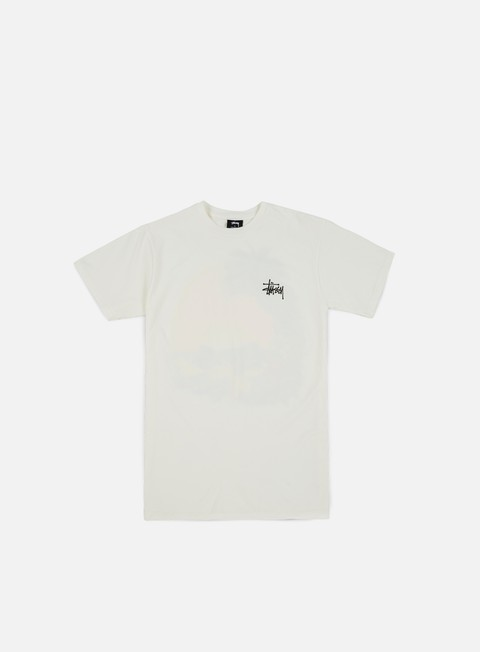 t shirt stussy hellshire pigment dyed t shirt natural