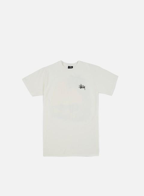 Short Sleeve T-shirts Stussy Hellshire Pigment Dyed T-shirt
