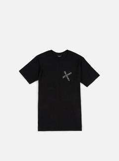 Stussy - Hippie Skull T-shirt, Black 1