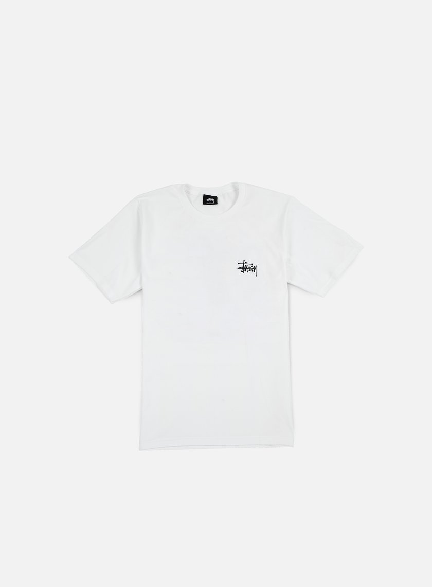 Stussy - Invest In The Best T-shirt, White