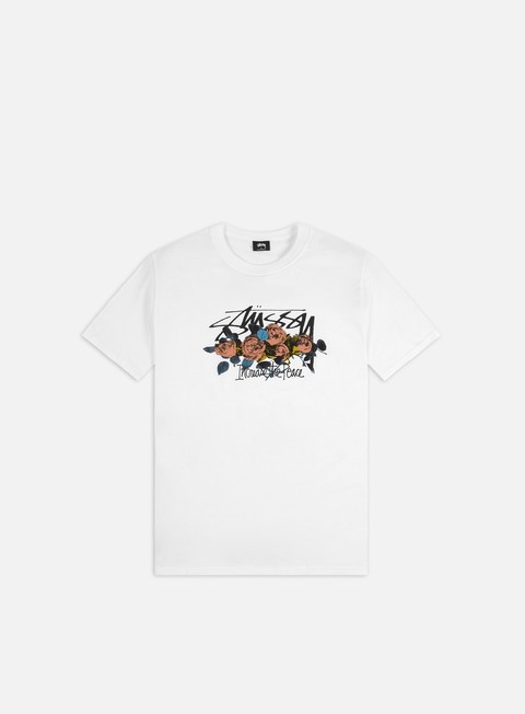 Short Sleeve T-shirts Stussy ITP Roses T-shirt