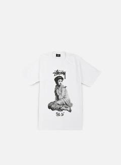 Stussy - Lady Rome T-shirt, White 1