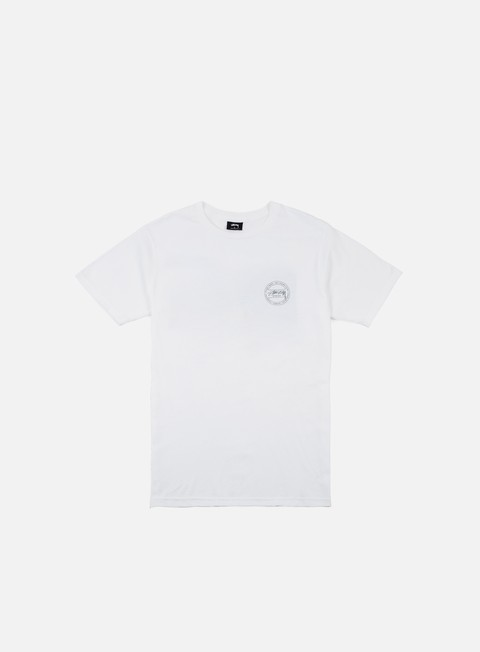 Sale Outlet Short Sleeve T-shirts Stussy Lagoon T-shirt