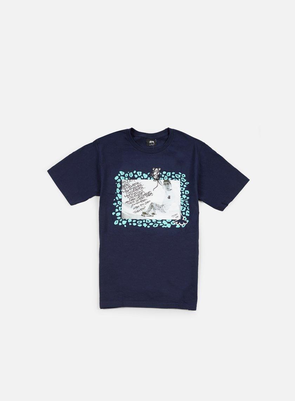 Stussy - Lance T-shirt, Navy