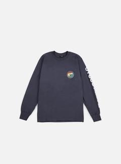 Stussy - LB Dot LS T-shirt, Midnight 1