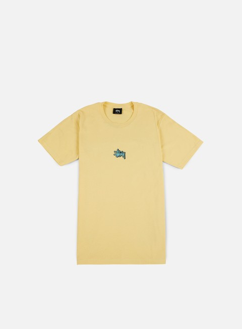 t shirt stussy lil stu t shirt pale yellow