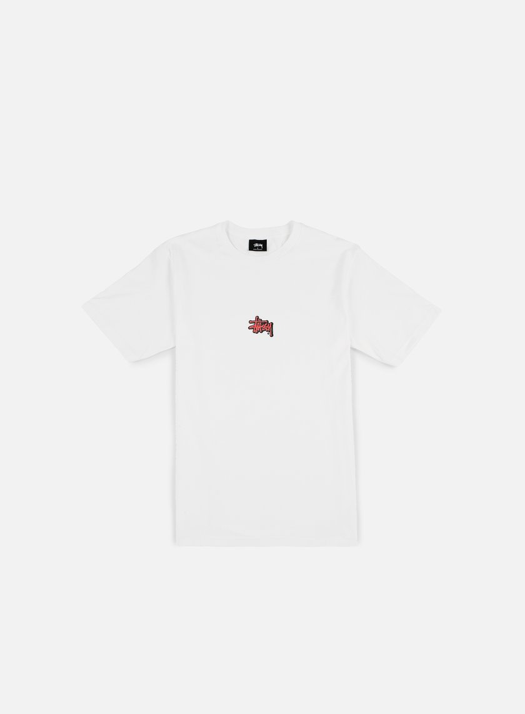 Stussy - Lil' Stu T-shirt, White